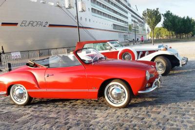 vintage cars cruises