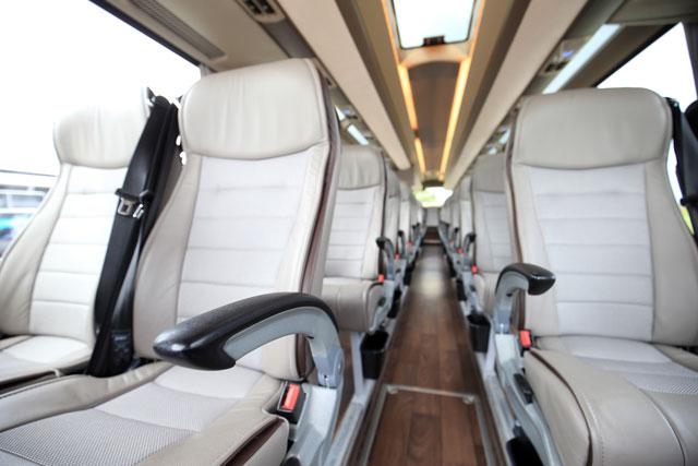 Transport confortable en autocars partout en Gironde