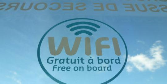 Voyage en car avec wifi partout en Gironde