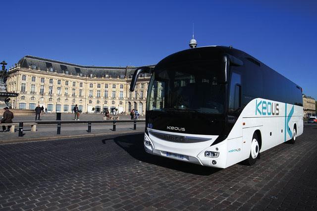 Transport en car pour les événements touristiques