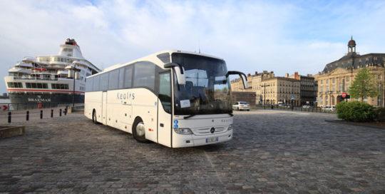 Tourisme en car aux alentours de Bordeaux