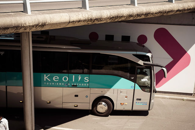 Transfers from the airport in Bordeaux