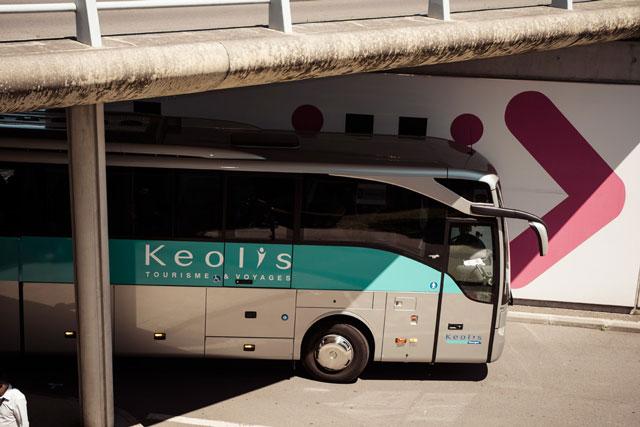 Transfert de groupe gare/aéroport de Bordeaux