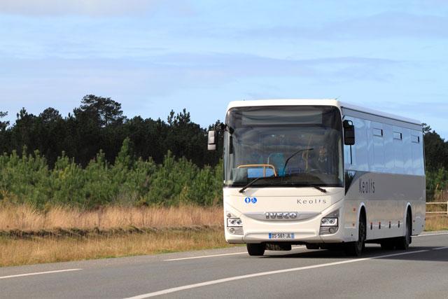 Leader du transport de groupes dans le Sud-Ouest