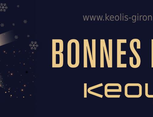 Keolis Gironde vous souhaite une bonne année 2019 !